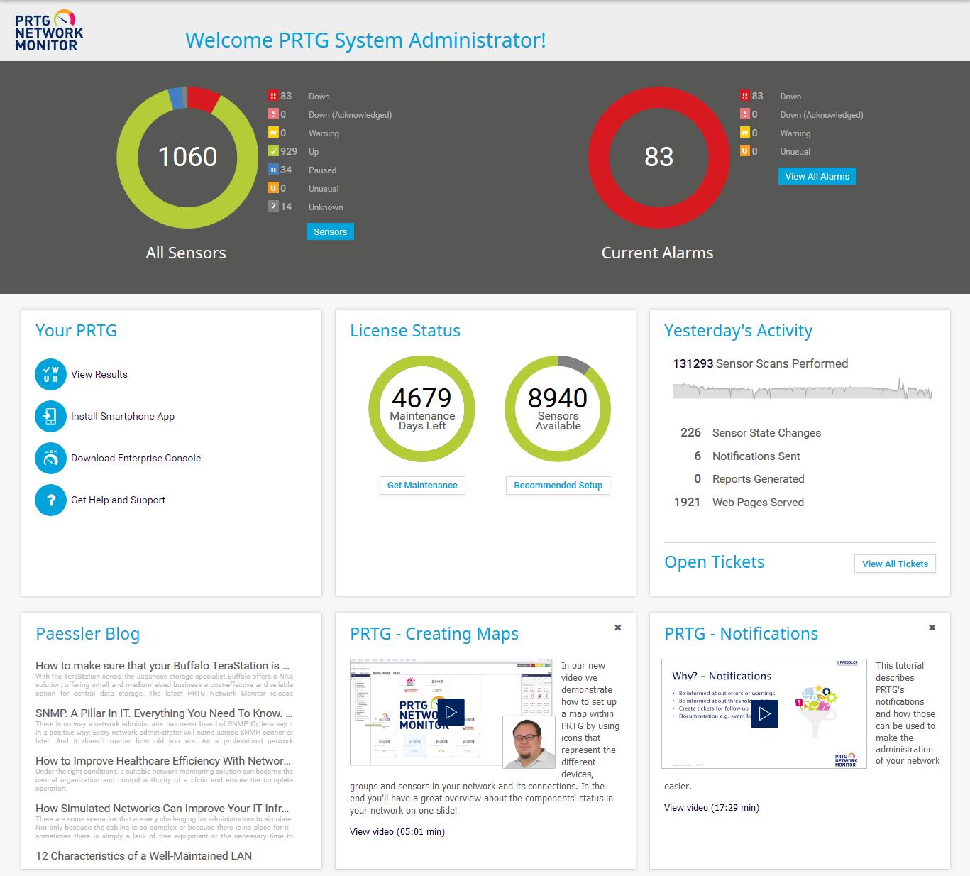 User Manual   PRTG Network Monitor (DRSA-AWS-PRTG)